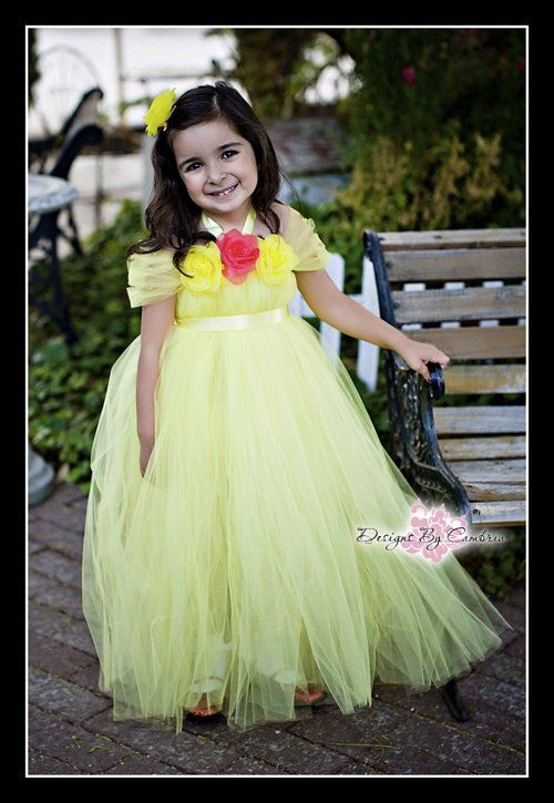 halloween princess tutu costume | ... Tutu Dress-belle, disney princess, tutu dress, costume, halloween