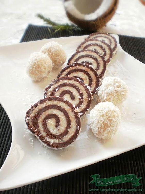 Un dulce ce se pregateste fara cuptor poate va surade . Mai multe detalii despre reteta gasesti la Bucataresele Vesele