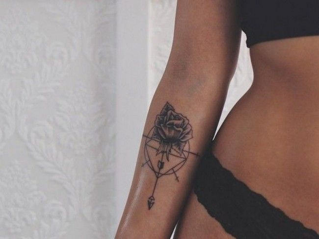 150 Stunning Arrow Tattoo Designs And Their Meanings awesome