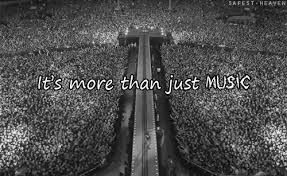 It Is More Than Just Music
