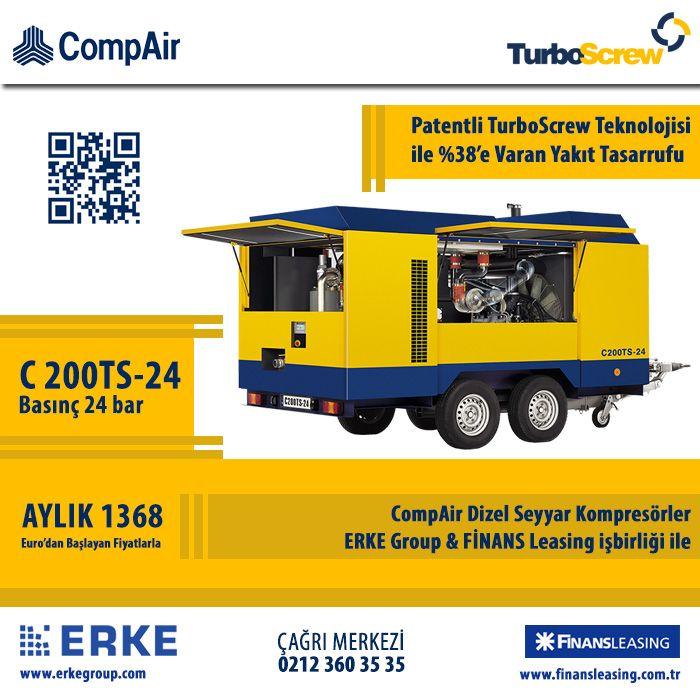 Compair Leasing Kampanyası.C200-TS24