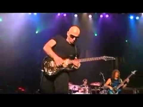 Grace Potter and Joe Satriani cover Cortez the Killer - YouTube