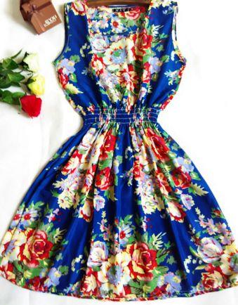 2016 Summer Dress - Dress #127