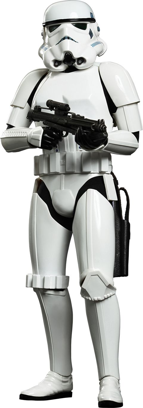 Stormtrooper Sixth Scale Figure by Hot Toys Movie Masterpiece Series