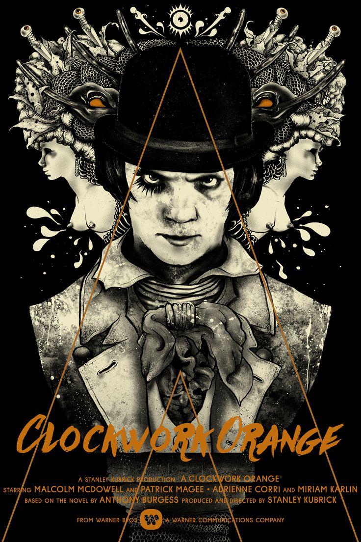 Masturbation in a clockwork orange society