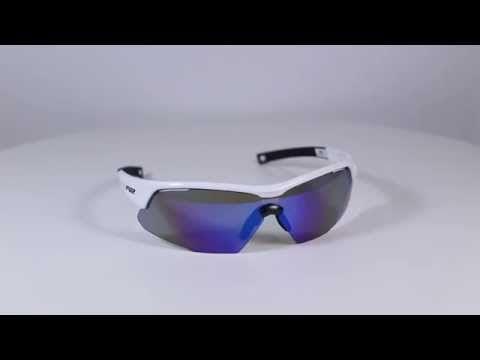 R2 AT077 B sportnapszemüveg (cat. 2) Igazi sportos divatos napszemüveg. Férfiak kedvence lehet. Fehér grilamid kerete biztosítja a kényelmes viseletet. KATTINTS IDE!