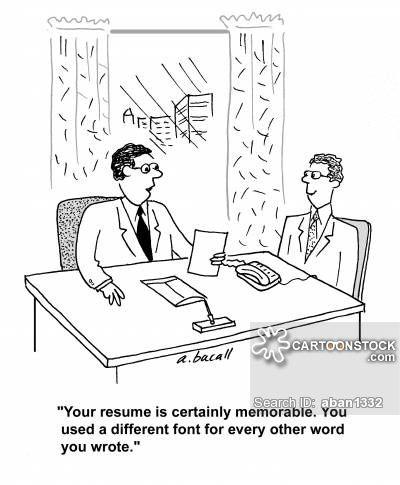 20 best Business Cartoons images on Pinterest Business cartoons - interviewer resume