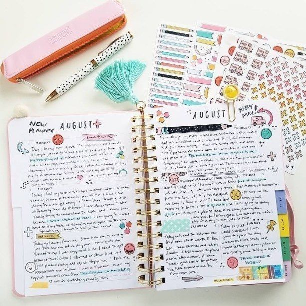 Best 25+ School Agenda Ideas On Pinterest | Bullet Journal, Twin