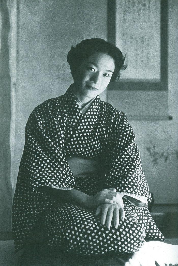 Kuniko MUKODA (1929~1981), Japanese author 向田邦子