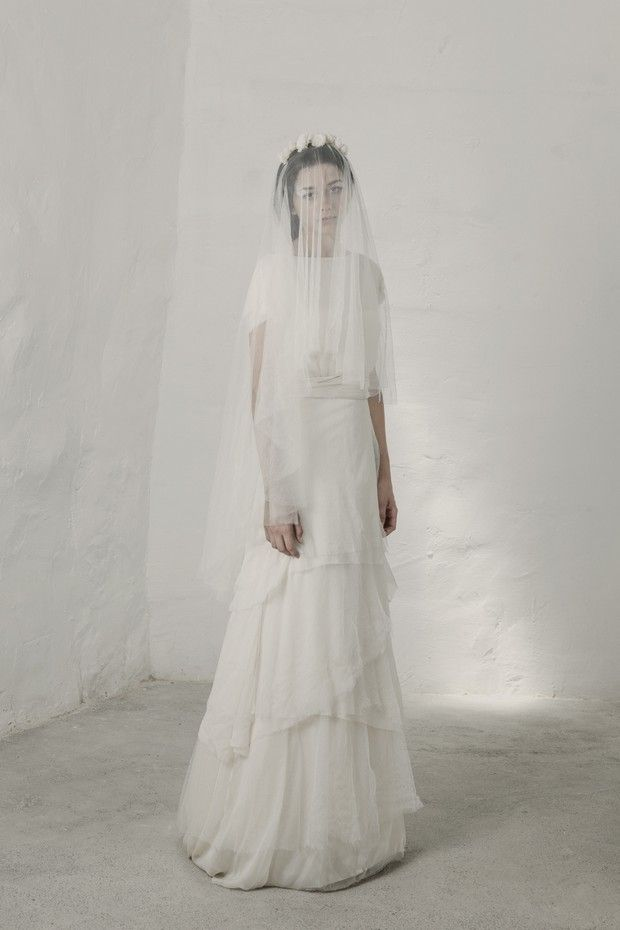 For the last 13 years Spanish wedding dress designer Rosa Estava has been honing her skills and building the Cortana brand. She is now ready to take it international.