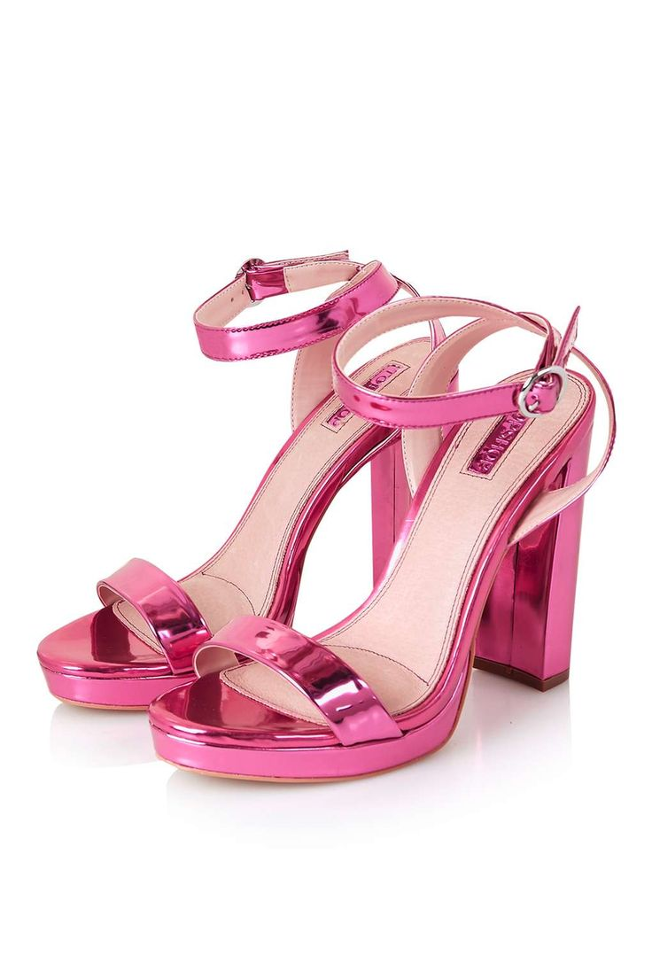 LUXURY Slim Platform Sandals