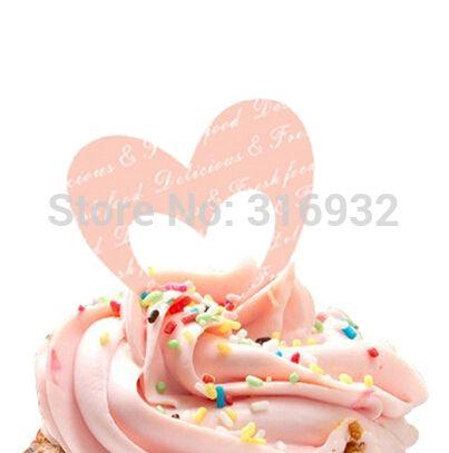 Купить товарЕ2 розовое в форме сердца торт ботворезы берет девочка ну вечеринку декорации для вечеринок рождения расходные душа ребенка кекс обертки в категории События и праздничные атрибутына AliExpress.    Начать                     E2 коричневый крафт-бумага-большой крафт-теги pc...          Цена:    $9.50