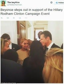 Welcome To Chitoo's Diary.: HARRY CLINTON'S PRESIDENTIAL FUNDRAISER WAS ATTEND...