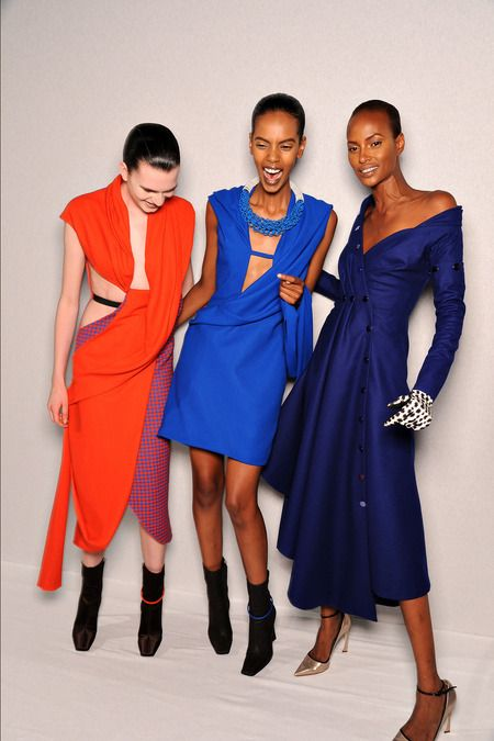 609 Best Backstage Runway Images On Pinterest Fashion Show Spring Couture And Spring Fashion