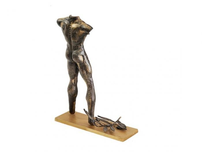 Sculpture Male Body