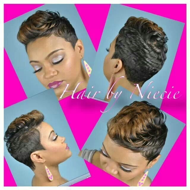 Everything is on point...color, cut, & style!!!!