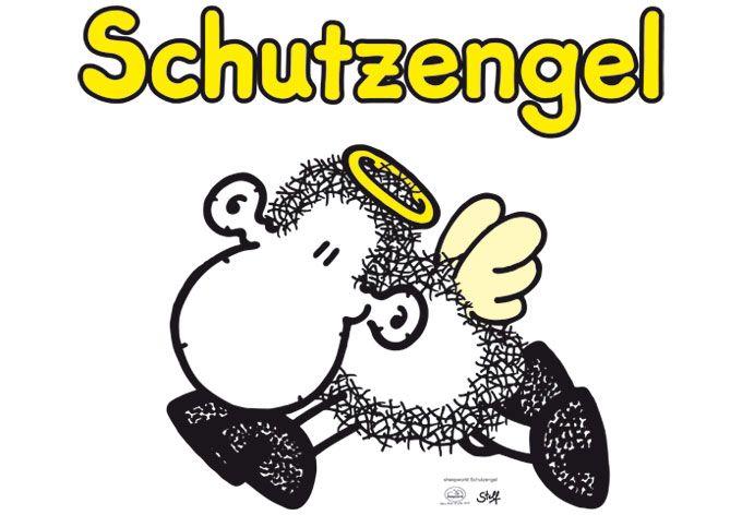 Sheepworld Schutzengel