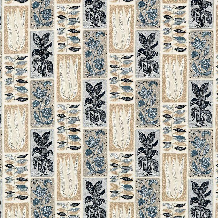 Seaweed Fabric Pebble/Navy DFIF220031, £39.00 (http://www.britishwallpapers.co.uk/seaweed-fabric-pebble-navy-dfif220031/)