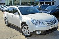 2009 Subaru Outback 5GEN Premium MY10 Lineartronic All Wheel Drive