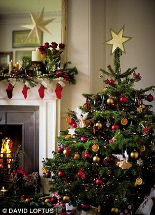 "December 1, 2012 - ""Christmas with Pippa: Decorating the Tree"" article by Pippa Middleton"
