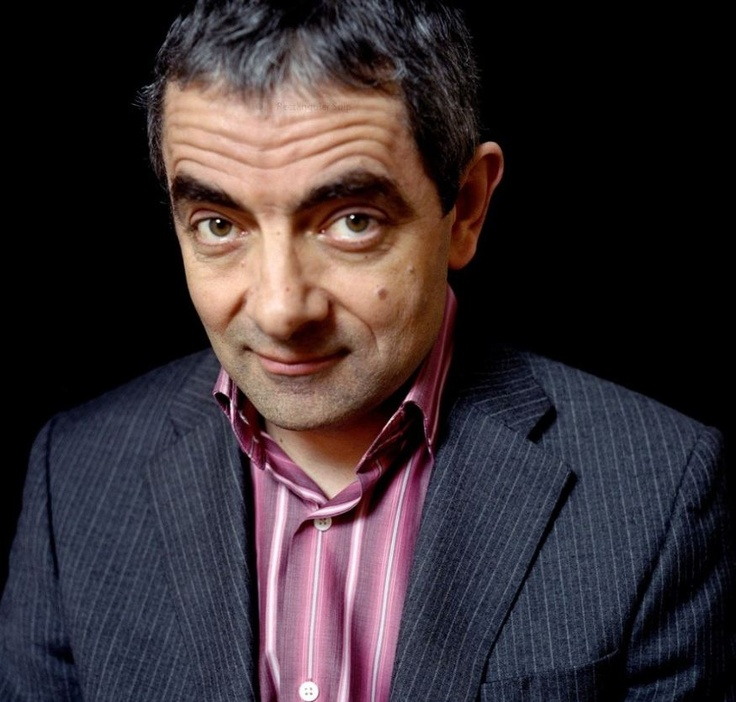 Rowan Atkinson (Mr. Bean, Johnny English, Keeping Mum, Blackadder ...