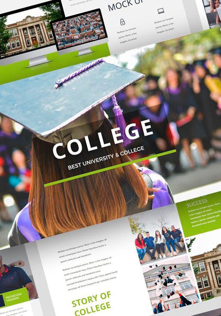 College University Presentation Google Slides 15
