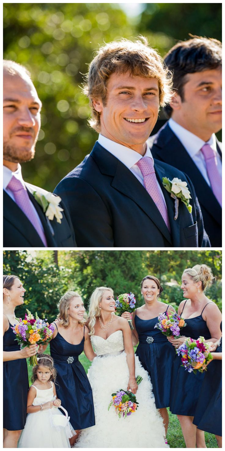 39 best bridesmaids images on pinterest wedding bridesmaids navy groomsmen suits bridesmaids dresses ombrellifo Image collections