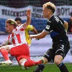 Bundesliga Second Tier Football Match - FC Union Berlin vs Arminia Bielefeld