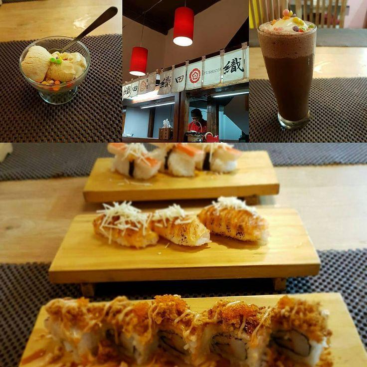 Regrann from @ramasidam -  Sushies Edition  #part #1 #sushi #zushioda #makan #malam #nikmat #food  BR, Ramaphotography  #japanesecuisine #japanesefood #zushiodabali #sushitime�� #sushi #aburi #sushiroll #milkshakebali #icecreambali #denpasarfood#gelatobali #gelatotime #delidps #delikuta #delibali #delidenpasar #delicanggu #mahendradata #sunsetroadbali #latepost http://w3food.com/ipost/1520721869757429724/?code=BUasHvBDzfc