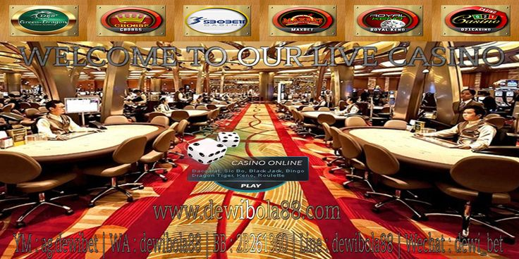 Dewibola88.com | AGEN CASINO ONLINE | AGEN SBOBET CASINO | AGEN 338A | Gmail : ag.dewibet@gmail.com YM : ag.dewibet@yahoo.com Line : dewibola88 BB : 2B261360 Facebook : dewibola88 Path : dewibola88 Wechat : dewi_bet Instagram : dewibola88 Pinterest : dewibola88 Twitter : dewibola88 WhatsApp : dewibola88 Google+ : DEWIBET BBM Channel : C002DE376 Flickr : felicia.lim Tumblr : felicia.lim