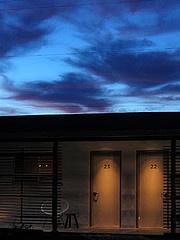 Thunderbird Motel, Marfa, TX