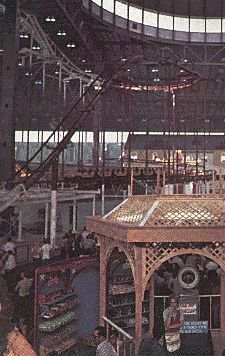 """Old Chicago. The """"Fairgrounds"""" had """"31 great rides and attractions"""" all crammed …Debbie Messina"""