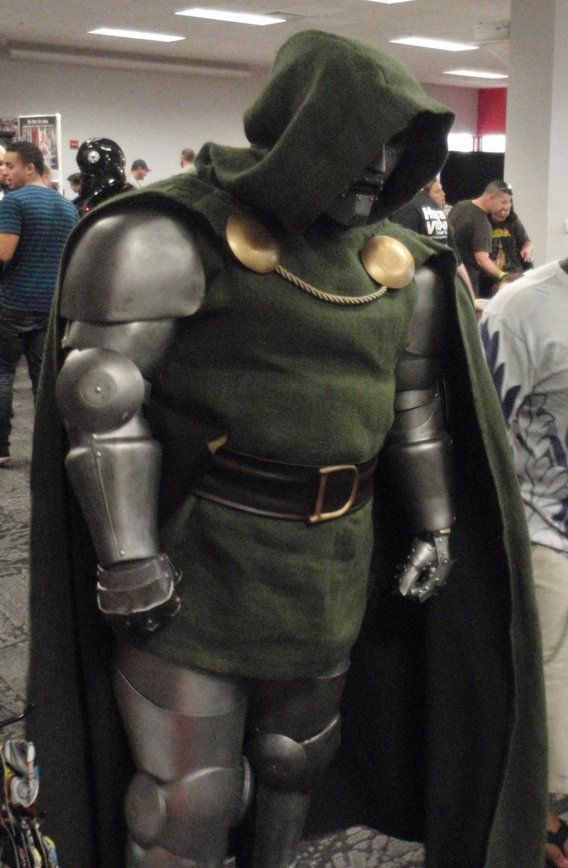 Dr Doom Halloween Costume