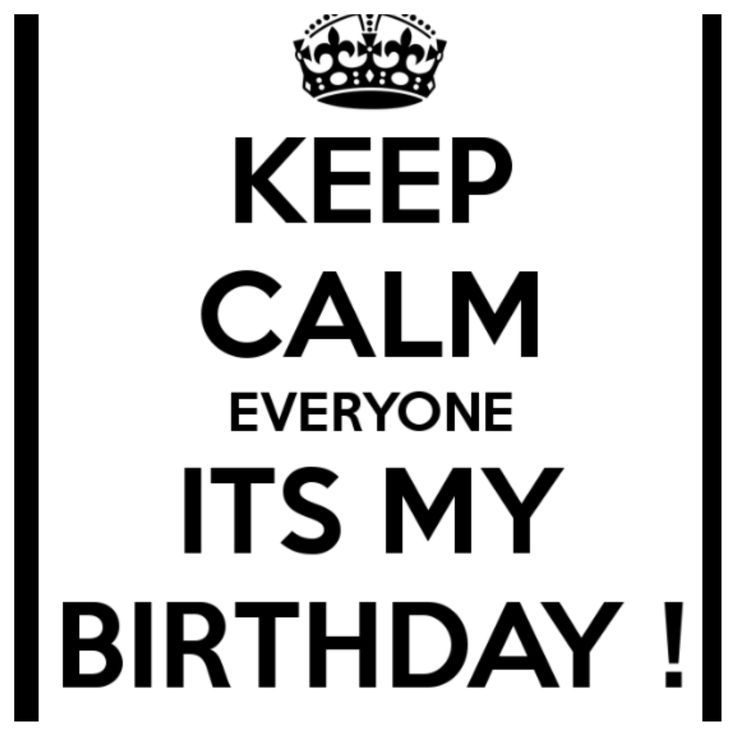 It's my birthday today!!! Follow please :D