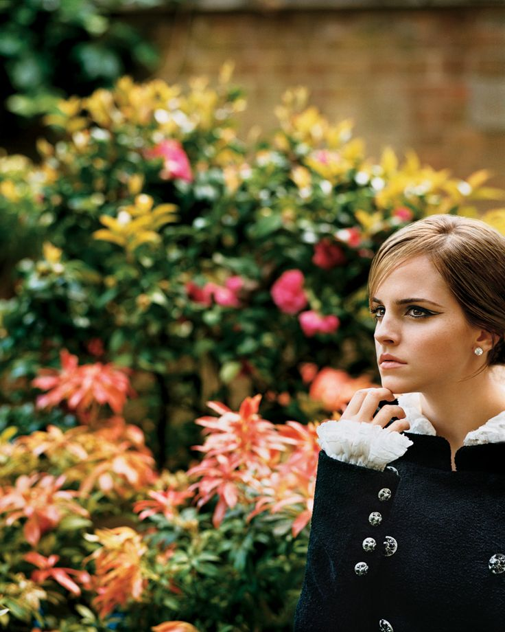 so glam.Style, Emmawatson, Emma Watson, Magazines, Harry Potter, Fall Fashion, New York Times, English Rose, Beautiful People