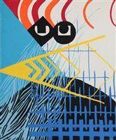 Chimère 18 par Gérard Fromanger 1985