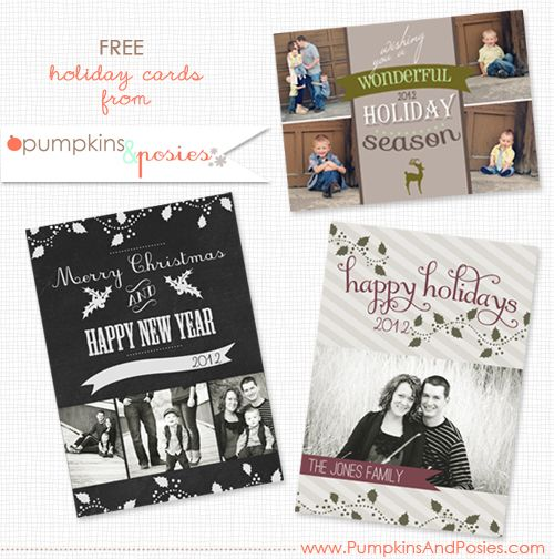 Best Card Templates Images On Pinterest Holiday Cards Holiday - Free holiday card template