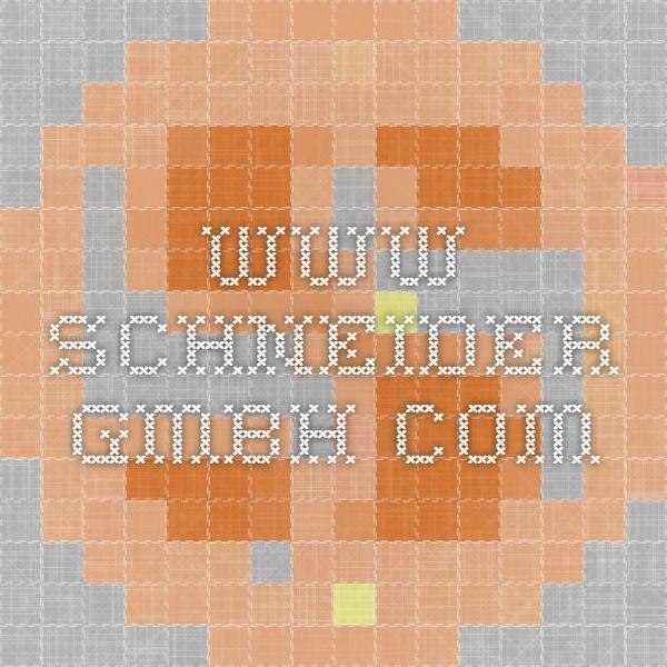 www.schneider-gmbh.com