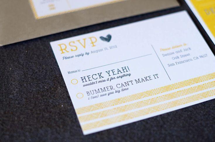 Online Wedding Invitation Wordings: Best 25+ Rsvp Wording Ideas On Pinterest