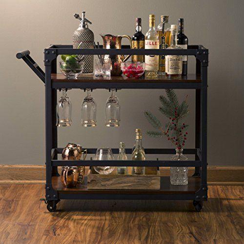 Belham Living Trenton Bar Cart | Dining Room - Home decor ...