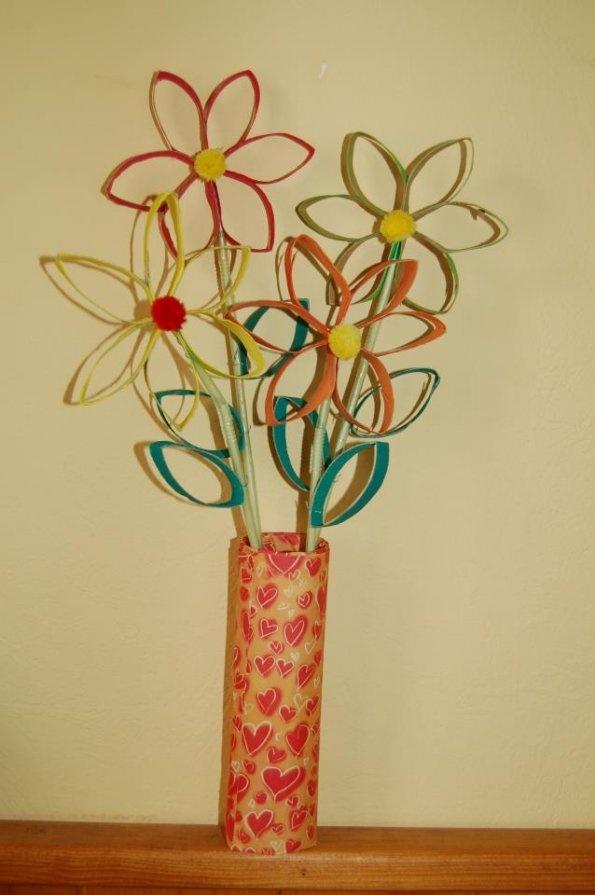 bouquet-fleur-rouleaux-papier-toilette