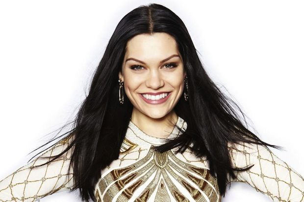 "Flashlight"" is another Jessie J single that sounds like a b-side at best. Description from jessie-j.musicnewshq.com. I searched for this on bing.com/images"