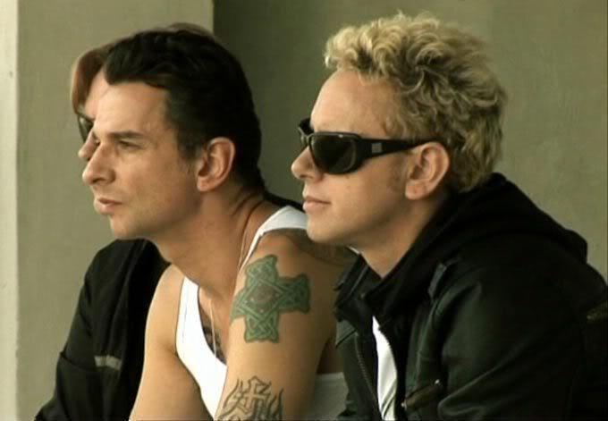 Depeche Mode# Dave Gahan# Martin Gore#