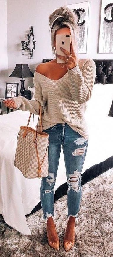 150 Fall Outfits to Shop Now Vol. 2 151 #Fall #Outfits
