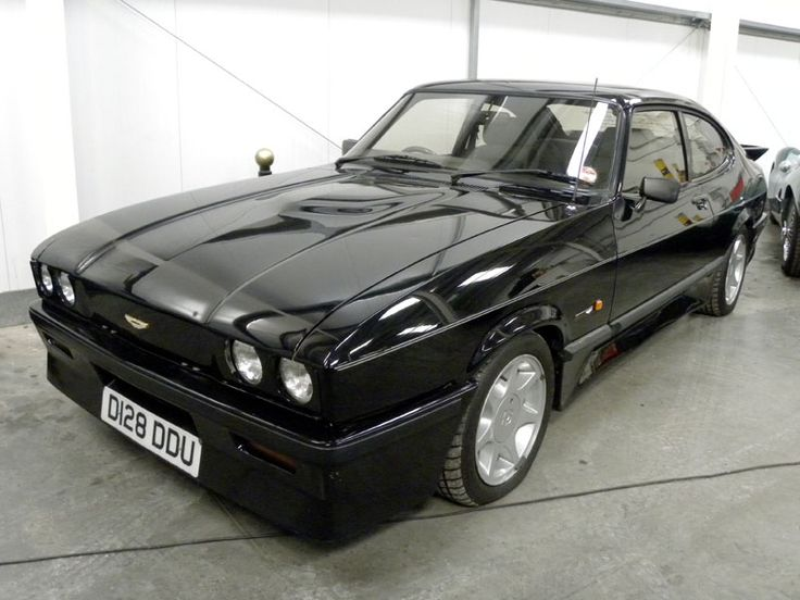 Tickford Capri... I will own you one day!