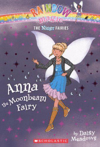 Anna The Moonbeam Fairy Turtleback School Amp Library