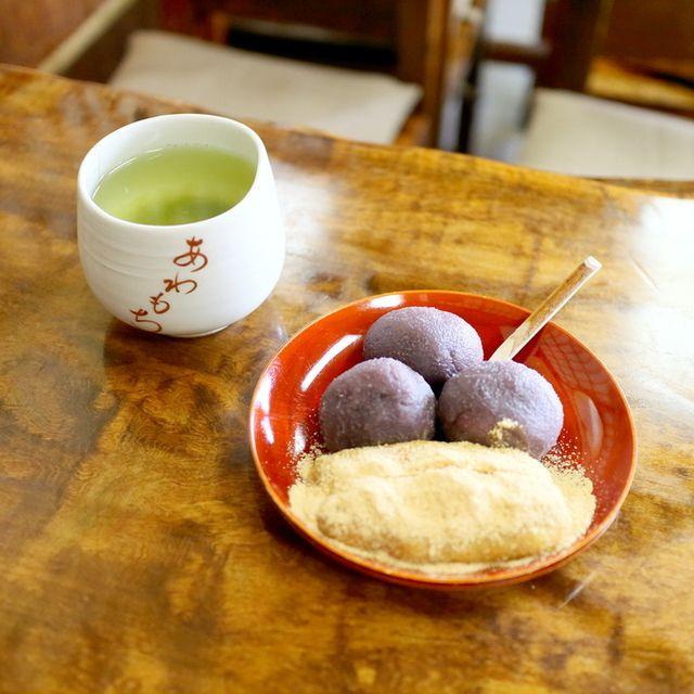 粟餅所・澤屋 - 白梅