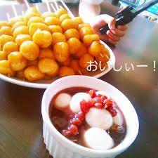 AYAさんのブログから♡しんこ団子♡ | おかあちゃん♪さんのお料理 ...
