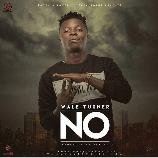 [Music] Wale Turner  NO (Prod. By Pheelz)   Remember Wale Turner? @waleturner on Instagram? That gifted artiste that everyone was checking out on Instagram last month due to his crazy ass consumable Yoruba freestyle spirit and amazing punchlines? Yes!  The self acclaimed hottest rapper with in depth vocal dexterity and tremendous diversity and dynamic skill releases his first official singleNO. The afro fusion hip-hop number from the viral star is produced byPheelz Mr Producer.  NO is a…