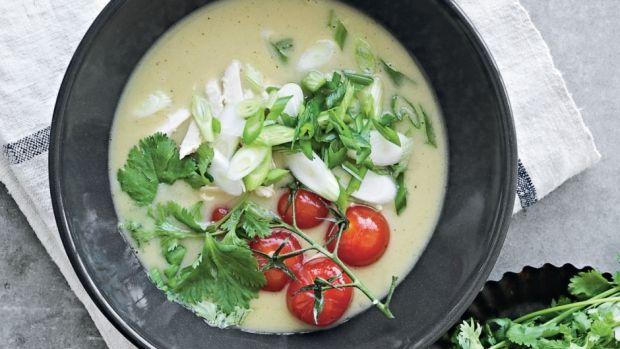 Tom ka suppe med kylling og tomat | Femina